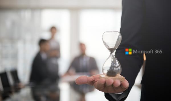 Time Mmnagement s nástroji Microsoft 365